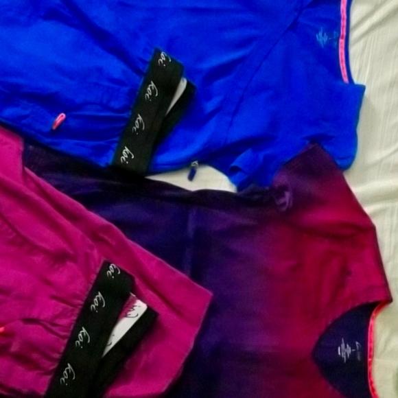 2 koi scrub outfits